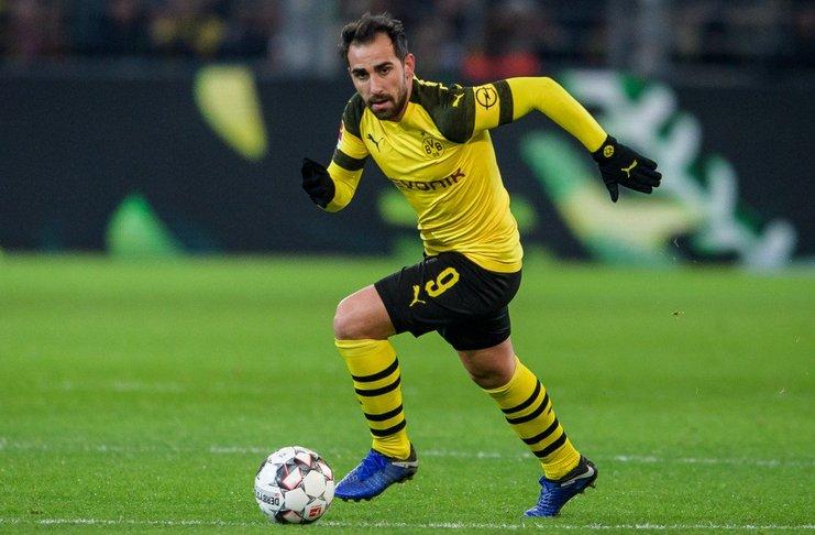 Alcacer Tidak Bidik Gelar Pencetak Gol Terbanyak Bundesliga