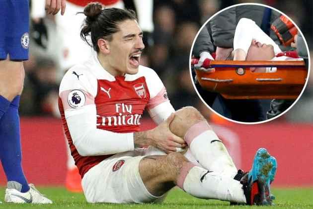 Arsenal Terancam Lebih Lama Lagi Kehilangan Bellerin