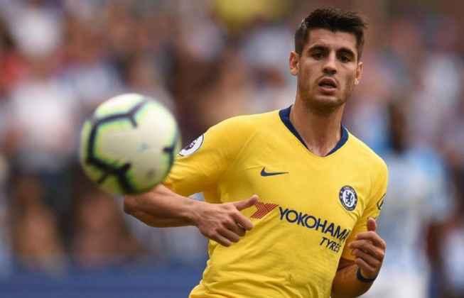 Atletico Madrid Sebentar Lagi Datangkan Morata dari Chelsea