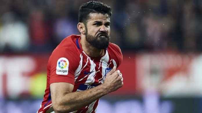 Atletico Yakin Costa Kembali Bermain Saat Hadapi Juventus