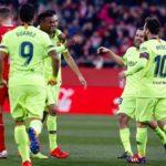 Banjir Kartu Kuning Mewarnai Kemenangan Barcelona