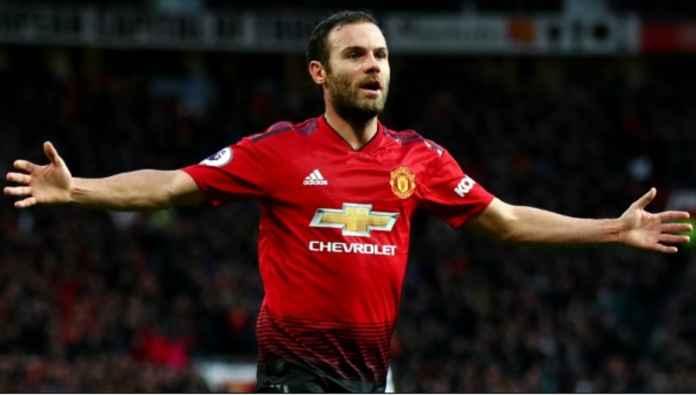 Barcelona Berambisi Boyong Juan Mata dari Manchester United