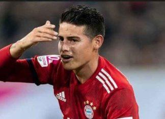Bayern Membantah James Rodriguez Bakal Bergabung dengan Arsenal