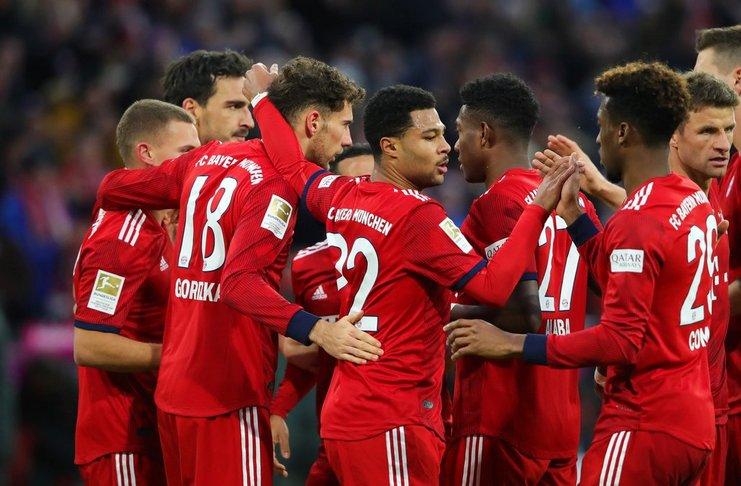 Bayern Terus Dekati Dortmund Setelah Bungkam Stuttgart