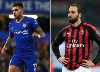 Chelsea Setuju Menukar Higuain dengan Salah Satu Pemainnya