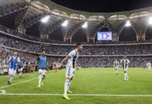 Cristiano Bahagia Mengawali Tahun 2019 dengan Gelar Supercoppa