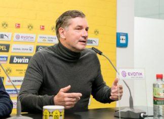 Dortmund Tidak Akan Menyepelekan Hannover