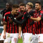 Dua Gol Piatek Mengantar Milan Bungkam Napoli
