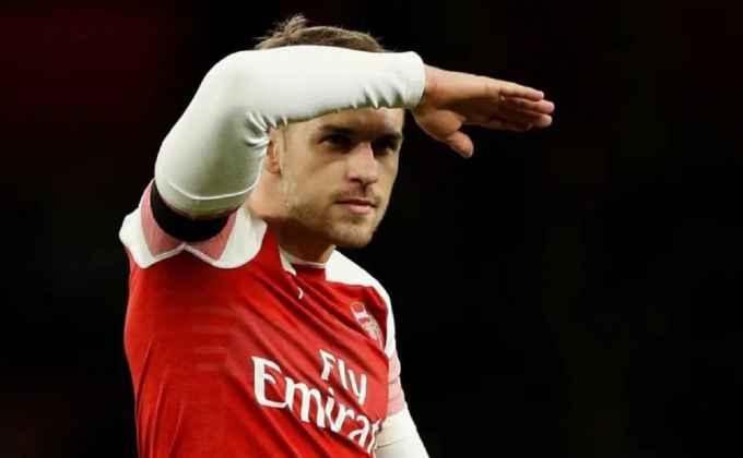Emery Bersikeras Mempertahankan Ramsey Sampai Akhir Musim
