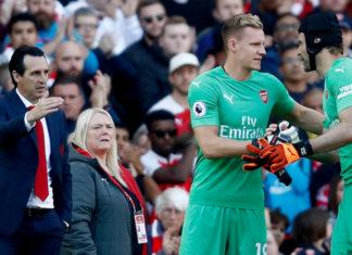 Emery Mengatakan Arsenal Tidak Membutuhkan Kiper Baru