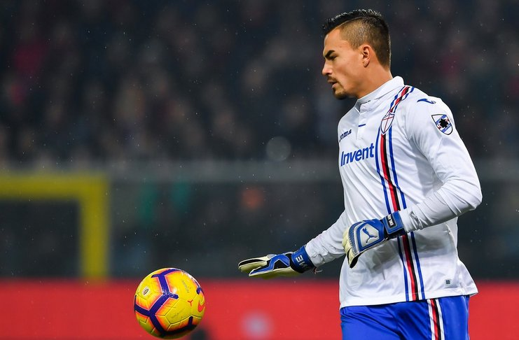 Emil Audero Mulyadi Menjadi Pemain Permanen di Sampdoria