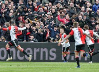 Feyenoord Berhasil Membantai Ajax