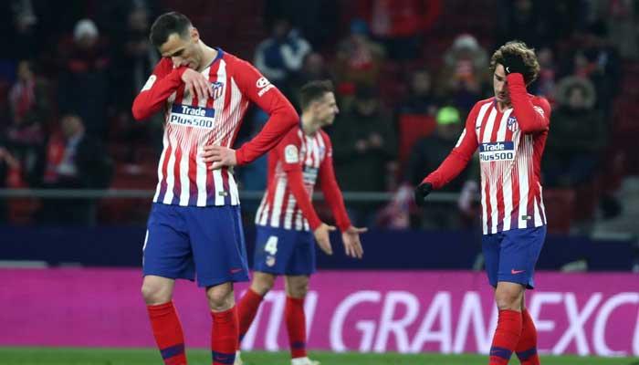 Girona Singkirkan Atletico dari Copa del Rey