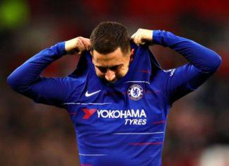 Hazard Dinilai Terlalu Bagus untuk Chelsea