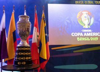 Inilah Hasil Undian Fase Grup Copa America Tahun Ini