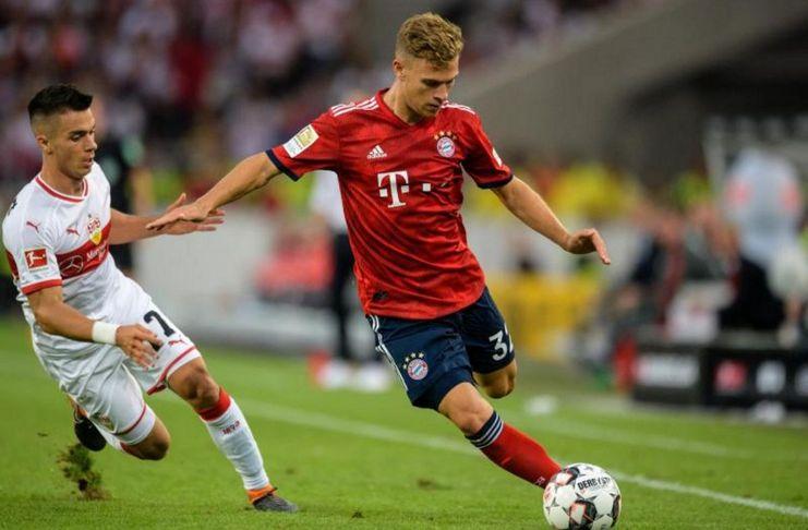 Kimmich Khawatir Melihat Permainan Bayern Ketika Hadapi Stuttgart