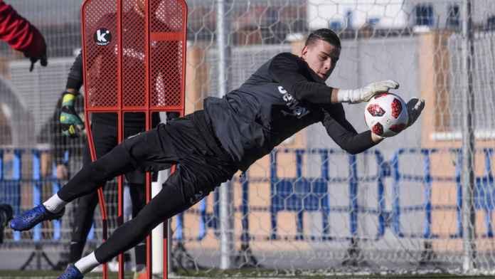Leganes Bersitegang Hadapi Real Madrid Soal Andriy Lunin