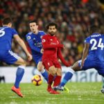 Leicester Sukses Tahan Imbang Liverpool di Anfield