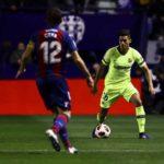 Levante Tidak Berhasil Singkirkan Barcelona dari Copa del Rey