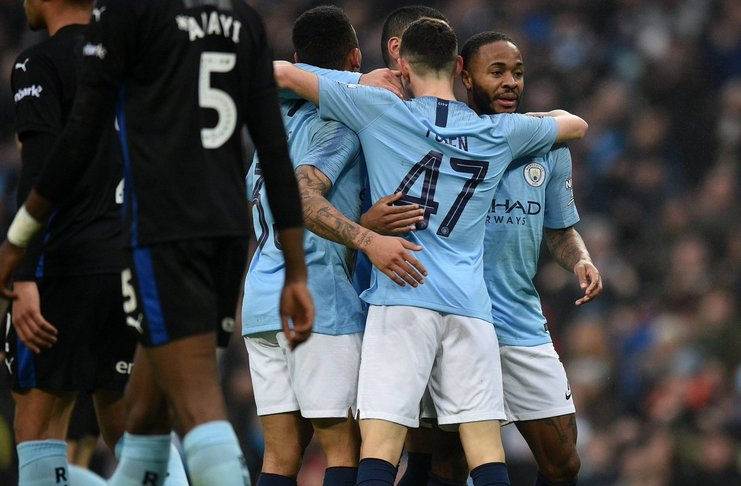 Manchester City Lolos dengan Mulus di Piala FA