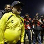 Maradona Boleh Pulang Karena Operasinya Telah Selesai