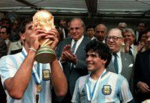 Maradona Sampaikan Pesan untuk Bekas Pemain Argentina