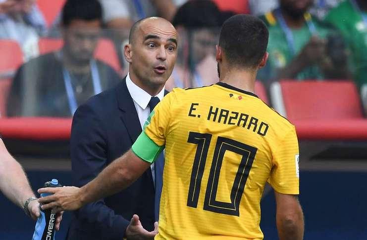 Martinez Tidak Ingin Hazard Hengkang dari Stamford Bridge