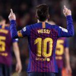 Messi Telah Mencetak 400 Gol dengan Barcelona