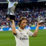 Modric Ingin Bersama Dengan Real Madrid Lebih Lama