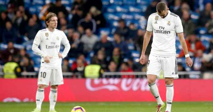 Modric Mengatakan Madrid Kini Sudah Tidak Normal