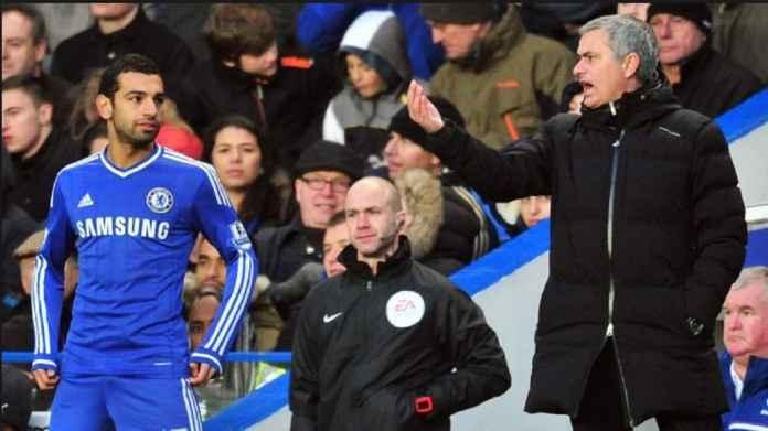 Mourinho Membantah Bahwa Dirinya yang Menjual Mohamed Salah