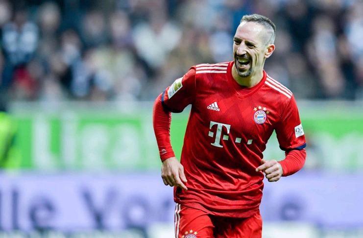 Muller Membela Ribery yang Dibanjiri Kritikan