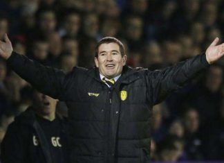 Pelatih Burton Mengakui Klubnya Kalah Level dari City