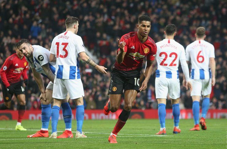 Pelatih Manchester United Terkejut Mengetahui Statistik dari Rashford