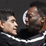 Pele Doakan Maradona Agar Lekas Pulih