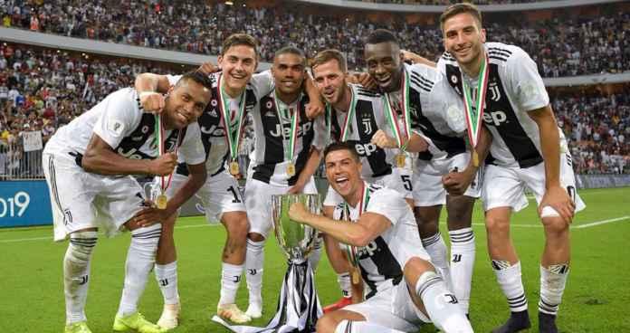 Pemain Juventus Ingin Segera Raih Juara Champions Bersama Ronaldo