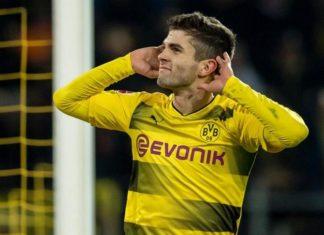 Pernyataan dari Pulisic untuk Para Fans Dortmund