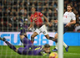 Pogba Ungkap Rahasia Gol Tunggal dari Rashford
