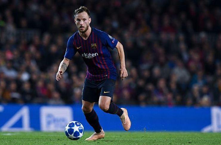 Rakitic Bantah Rumor ke Chelsea Karena Nyaman di Barcelona