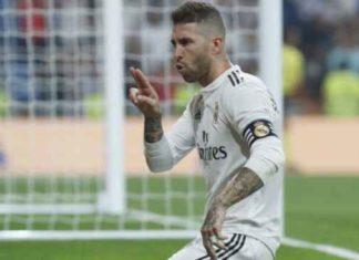 Ramos Menembus 100 Gol Saat Hadapi Leganes