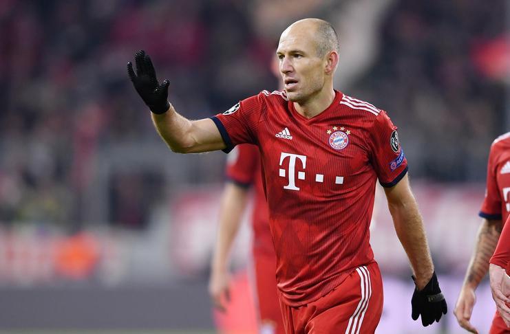Robben Senang Dirinya Menjadi Incaran Inter