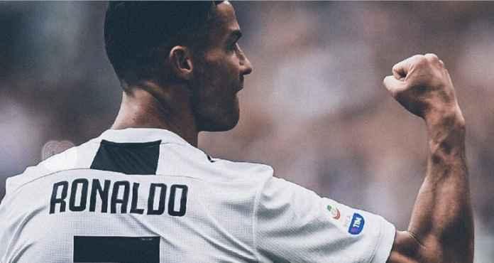 Ronaldo Lebih Bahagia Lantaran Juventus Kerja Tim