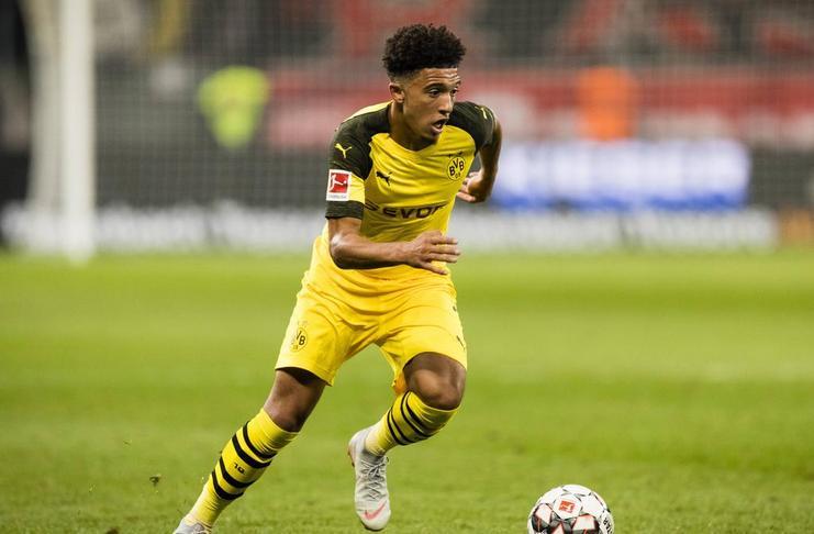 Sancho Sebut Ia Ingin Membuat Catatan Apik dengan Dortmund