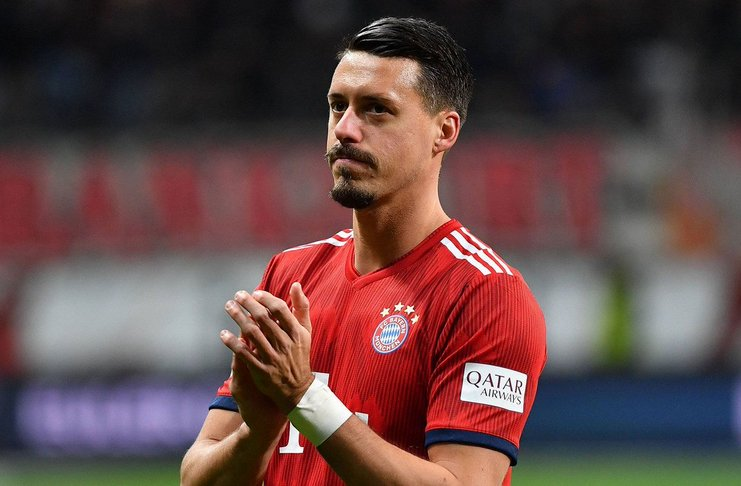 Sandro Wagner Geser ke China Lantaran Jarang Bermain di Bayern