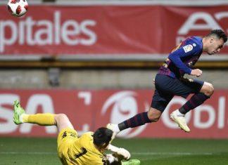 Sevilla Incar Penyerang Barcelona Karena Sulit Mendapatkan Morata