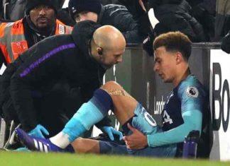 Tottenham Hotspur Memperoleh Tambahan Krisis Pemain Cedera