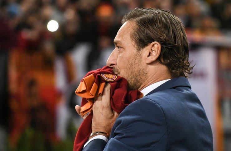 Totti Merupakan Keinginan Walikota Milan yang Tidak Terwujud