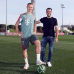 Xavi Menyarankan Kimmich untuk Bergabung dengan Barcelona