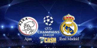 Prediksi Ajax vs Real Madrid