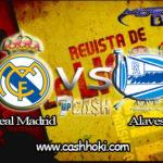 Prediksi Real Madrid vs Alaves